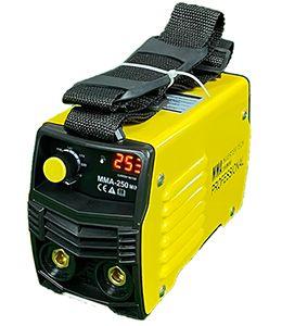 Инверторен електрожен FullMax igbm mma250 mini с дисплей
