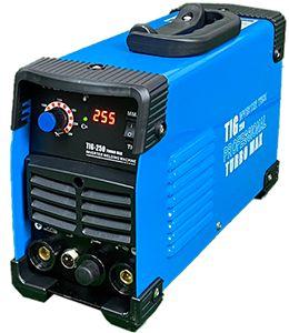 Електрожен инверторен FullMax TIG MMA 250А дигитален – Blue професионален