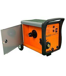 Оранжево професионално телоподаващо FullMax СО2 250A